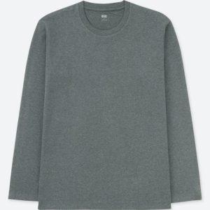 ソフトタッチクルーネックTシャツ
