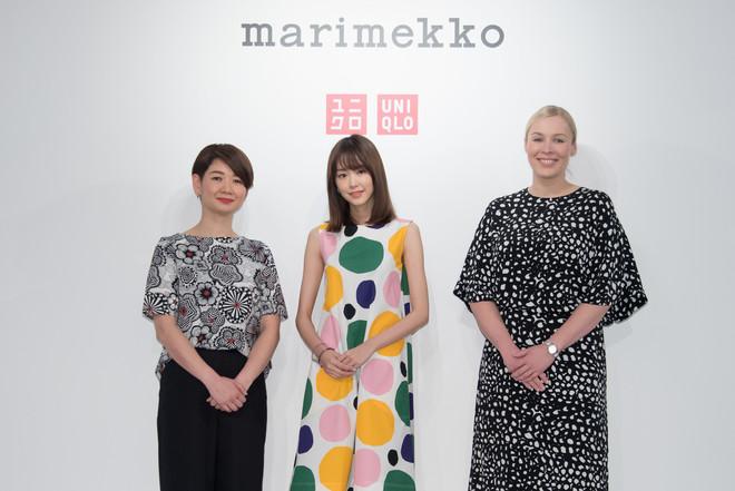 マリメッコ 桐谷美玲