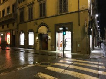 フィレンツェ グッチ本店